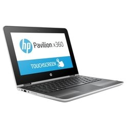 "hp pavilion 11-u007ur x360 (intel celeron n3060 1600 mhz/11.6""/1366x768/4gb/500gb hdd/dvd нет/intel hd graphics 400/wi-fi/bluetooth/win 10 home)"