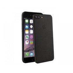 Чехол-накладка для Apple iPhone 7 Plus (Uniq Bodycon IP7PHYB-BDCSMK) (черный полупрозрачный)