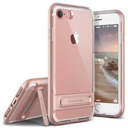 Чехол-накладка для Apple iPhone 7 (Verus Crystal Bumper 904600) (розовое золото)