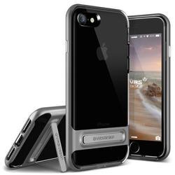 Чехол-накладка для Apple iPhone 7 (Verus Crystal Bumper 904599) (стальной)