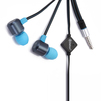 Zetton Life Style Triangle ZTLSHSTRIBB (черно-синий) - НаушникиНаушники<br>Наушники с микрофоном, вставные (затычки), диапазон воспроизводимых частот 20 - 20000 Гц, чувствительность 102 дБ, импеданс 16Ом, разъём miniJack 3,5 мм.<br>