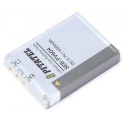 Аккумулятор для Konica Minolta DiMAGE E40, E5, E50, Olympus T100, T-100, X960, X-960, BenQ DC C500, E43, E53, E53+, E63+, E720, X600 (Pitatel SEB-PV604)