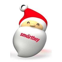 Smartbuy NY series Santa-A 8Gb (SB8GBSantaA) (бело-красный)