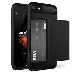 Чехол-накладка для Apple iPhone 7 (Verus Damda Glide 904758) (черный)
