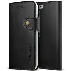 Чехол-книжка для Apple iPhone 7 (Verus Native Diary 904677) (черный)