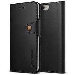 Чехол-книжка для Apple iPhone 7 Plus (Verus Native Diary 904680) (черный)