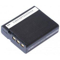 Аккумулятор для Casio Exilim EX-ZR200, EX-FC400, EX-10, EX-ZR100, Hi-Zoom EX-H30BK, Hi-Zoom EX-H35, High Speed EX-ZR320, EX-ZR3500, EX-ZR400, EX-ZR700, EX-ZR800, EX-ZR850, EX-ZR300, EX-ZR310, EX-H30, EX-H35 (Pitatel SEB-PV107)