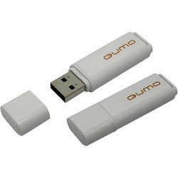 QUMO 8GB Optiva 01 (QM8GUD-OP1-white) (белый)