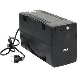 FSP DP2000 4хShuko (PPF12A1201) (черный)