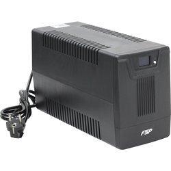 FSP DPV650 4хIEC (PPF3601900) (черный)