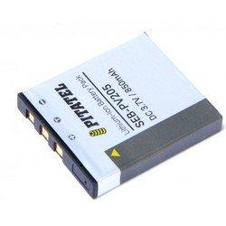 Аккумулятор для BenQ X600, FujiFilm FinePix F402, F455, F460, F470, F480, F810, F811, J50, V10, Z1, Z5fd, Panasonic Lumix DMC-FX2, DMC-FX7, Pentax Optio A10, A20, A30, A40, L20, Samsung Digimax i5, i50 MP3 (Pitatel SEB-PV205)