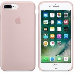 Чехол-накладка для Apple iPhone 7 Plus (Apple Silicone Case MMT02ZM/A) (розовый)