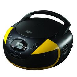 SUPRA BB-CD121U (черный, желтый)