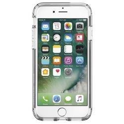 Чехол-накладка для Apple iPhone 7 (Spigen Hybrid Armor 042CS20694) (серебристый)