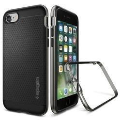 Чехол-накладка для Apple iPhone 7 Spigen Neo Hybrid (042CS20518) (стальной)