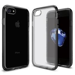 Чехол-накладка для Apple iPhone 7 (Spigen Neo Hybrid Crystal 042CS20838) (ультра черный)