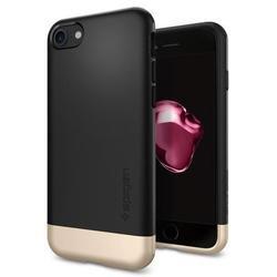 Чехол-накладка для Apple iPhone 7 Spigen Style Armor (042CS20516) (черный)