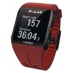 Polar V800 HR (красный)
