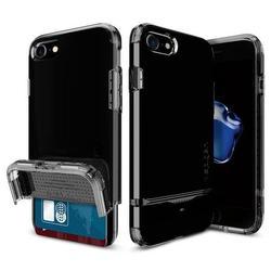 Чехол-накладка для Apple iPhone 7 (Spigen Flip Armor 042CS20844) (ультра-черный)