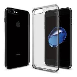 Чехол-накладка для Apple iPhone 7 Plus (Spigen Liquid Crystal 043CS20855) (дымно-кристальный)