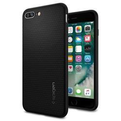 Чехол-накладка для Apple iPhone 7 Plus Spigen Liquid Armor (043CS20525) (черный)