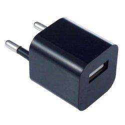 Сетевое зарядное устройство OXION OX-PC003/1BK 1хUSB, 1A (черный)