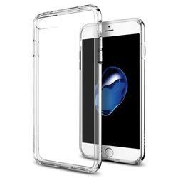 Чехол-накладка для Apple iPhone 7 Plus (Spigen Ultra Hybrid 043CS20547) (кристально-прозрачный)