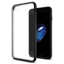 Чехол-накладка для Apple iPhone 7 Plus (Spigen Ultra Hybrid 043CS20550) (черный)
