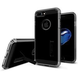 Чехол-накладка для Apple iPhone 7 Plus (Spigen Tough Armor 043CS20852) (ультра черный)