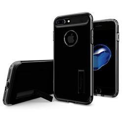 Чехол-накладка для Apple iPhone 7 Plus (Spigen Slim Armor 043CS20851) (ультра черный)