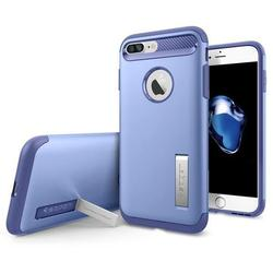 Чехол-накладка для Apple iPhone 7 Plus (Spigen Slim Armor 043CS20312) (фиолетовый)