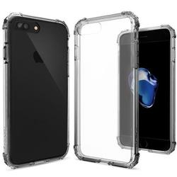 Чехол-накладка для Apple iPhone 7 Plus (Spigen Crystal Shell 043CS20500) (дымно-кристальный)