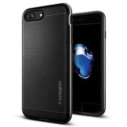 Чехол-накладка для Apple iPhone 7 Plus (Spigen Neo Hybrid 043CS20535) (стальной)