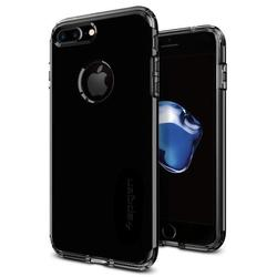 Чехол-накладка для Apple iPhone 7 Plus (Spigen Hybrid Armor 043CS20849) (ультра черный)