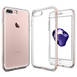 Чехол-накладка для Apple iPhone 7 Plus  (Spigen Neo Hybrid Crystal 043CS20542) (розовое золото)