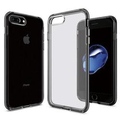 Чехол-накладка для Apple iPhone 7 Plus (Spigen Neo Hybrid Crystal 043CS20847) (ультра черный)