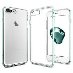 Чехол-накладка для Apple iPhone 7 Plus (Spigen Neo Hybrid Crystal 043CS20541) (мятный)
