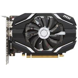 MSI GeForce GTX 1050 Ti 1341Mhz PCI-E 3.0 4096Mb 7008Mhz 128 bit DVI HDMI HDCP OC RTL