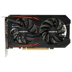 GIGABYTE GeForce GTX 1050 Ti 1316Mhz PCI-E 3.0 4096Mb 7008Mhz 128 bit DVI HDMI HDCP OC RTL