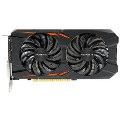 GIGABYTE GeForce GTX 1050 Ti 1328Mhz PCI-E 3.0 4096Mb 7008Mhz 128 bit DVI 3xHDMI HDCP Windforce OC RTL