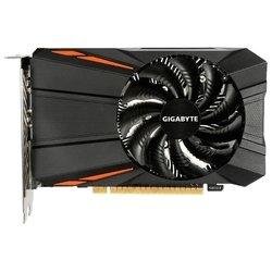 GIGABYTE GeForce GTX 1050 Ti 1290Mhz PCI-E 3.0 4096Mb 7008Mhz 128 bit DVI HDMI HDCP RTL