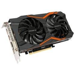 GIGABYTE GeForce GTX 1050 1417Mhz PCI-E 3.0 2048Mb 7008Mhz 128 bit DVI 3xHDMI HDCP G1 Gaming RTL