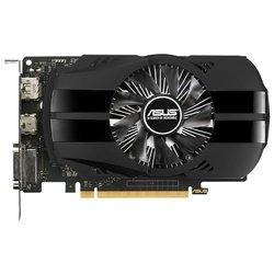 ASUS GeForce GTX 1050 Ti 1290Mhz PCI-E 3.0 4096Mb 7008Mhz 128 bit DVI HDMI HDCP Phoenix RTL