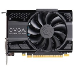 evga geforce gtx 1050 1417mhz pci-e 3.0 2048mb 7008mhz 128 bit dvi hdmi hdcp sc gaming