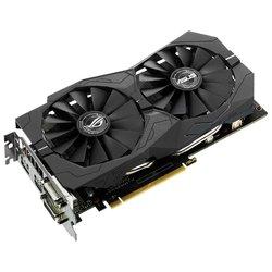 ASUS GeForce GTX 1050 Ti 1379Mhz PCI-E 3.0 4096Mb 7008Mhz 128 bit 2xDVI HDMI HDCP Strix OC Gaming RTL