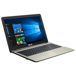 "asus  (intel core i3 6100u 2300 mhz/15.6""/1366x768/4gb/500gb hdd/dvd-rw/intel hd graphics 520/wi-fi/bluetooth/win 10 home)"