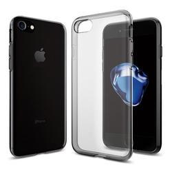 Чехол-накладка для Apple iPhone 7 (Spigen Liquid Crystal 042CS20846) (дымно-кристальный)