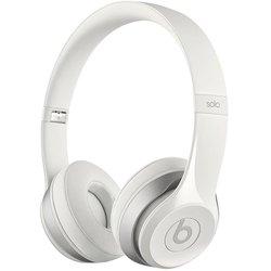 Beats Solo3 (белый глянец)