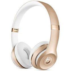 Beats Solo3 (золотистый, белый)