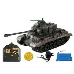 Радиоуправляемый танк US M26 (Pilotage RC18396) (серый)